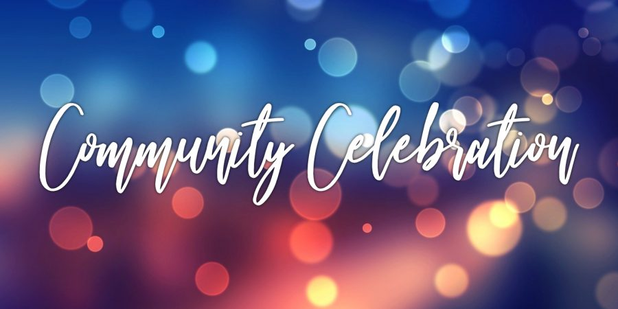 Join us August 26th for a Celebration