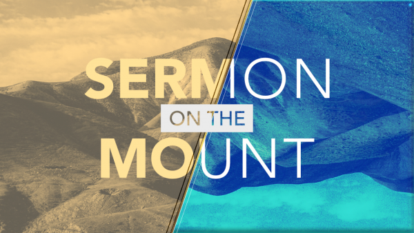 Sermon On The Mount Introduction Image
